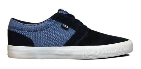 Zapatillas Circa Hesh 2.0 (navy Denim) Skate Bmx (42arg 9us)