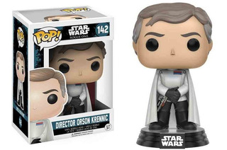 Funko Pop Star Wars Rogue One Director Orson Krennic 142