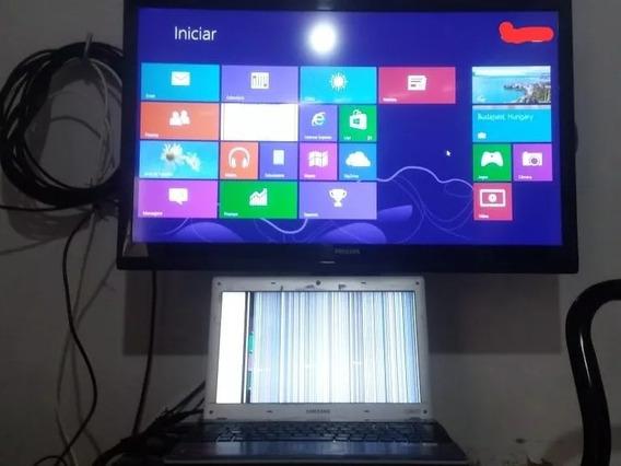 Notebook Samsung Modelo Rv 411 ( S/imagem Na Tela Led)