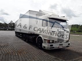Scania R 113 360 1998 Top Line 6x2 ( Somente O Cavalo )