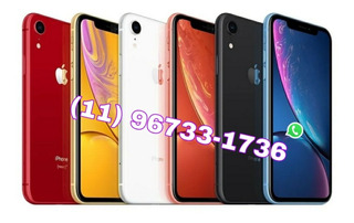 iPhone XR Apple Tela Retina Lcd De 6,1, Ios 12