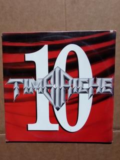 Timbiriche 10. Disco Lp Nuevo Melody