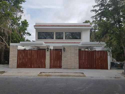 Rento Casa Ubicada En La Planta Alta De Dúplex En Cancún, Quintana Roo