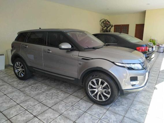 Range Rover Evoque Pure Tech 2014 - 57.000 Km - Estudo Troca
