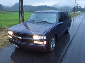 Gm - Chevrolet Suburban V8 1996 - Maverick Dodge Opala F100