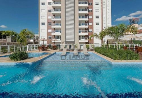 Imagem 1 de 30 de Excelente Apartamento No Mansões Santo Antônio Em Campinas / Sp - Ap18906