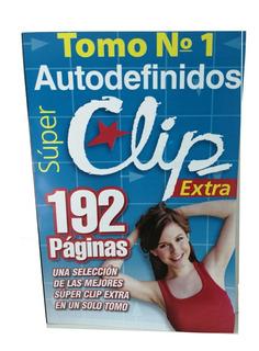Revista Super Clip Extra Autodefinidos Tomo 1