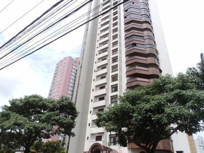 Apartamento Em Jardim Anália Franco, São Paulo/sp De 226m² 4 Quartos À Venda Por R$ 1.595.000,00para Locação R$ 10.000,00/mes - Ap47759lr