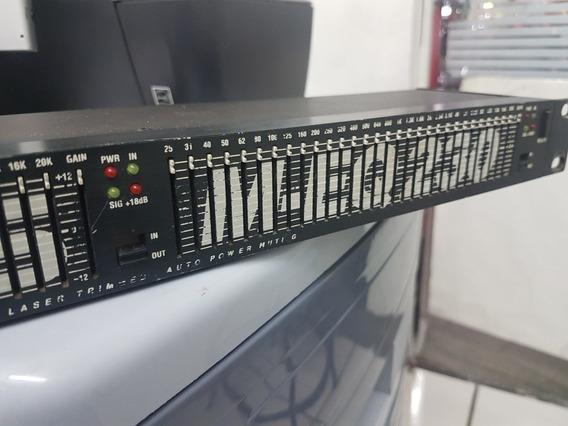 Equalizador Alesis M Eq230