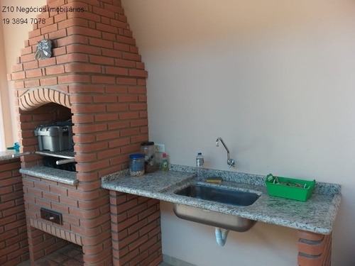 Ca08665 - Jardim Morada Do Sol - 03 Dormitórios (sendo 01 Suíte Com Hidro Com Planejado - Ca08665 - 34802253