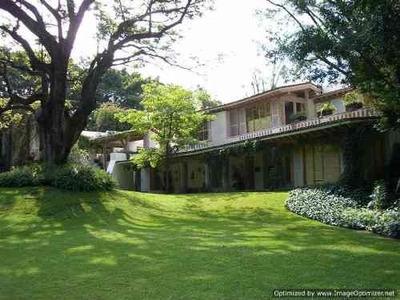(crm-1404-2026) Hermosa Y Fina Residencia Con Bello Entorno Arbolado Col. La Pradera C