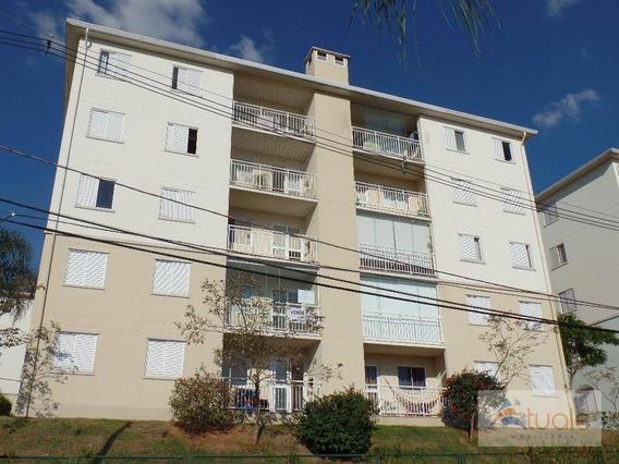Apartamento À Venda, 70 M² Por R$ 325.000,00 - Condomínio Avalon - Hortolândia/sp - Ap5900