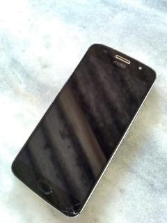 Celular Moto G5s Acompanhado Da Caixa