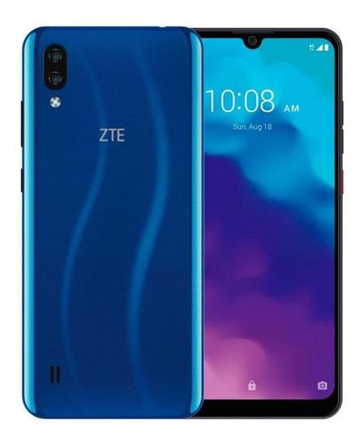 Imagen 1 de 2 de ZTE Blade A5 2020 Dual SIM 32 GB azul 2 GB RAM