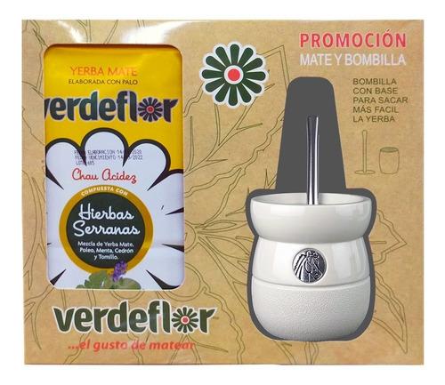 Imagen 1 de 2 de Pack Yerba Mate Verde Flor