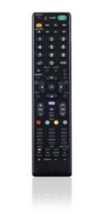 Controle Remoto Multilaser Tvs Led Lcd Blu-ray Sony Preto
