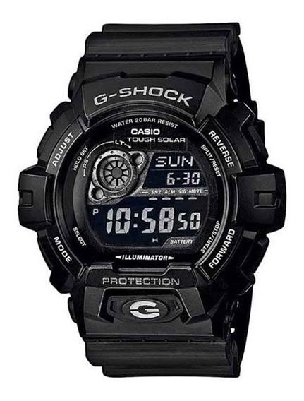 Relógio Casio G-shock Tough Solar Masculino Gr-8900a-1dr