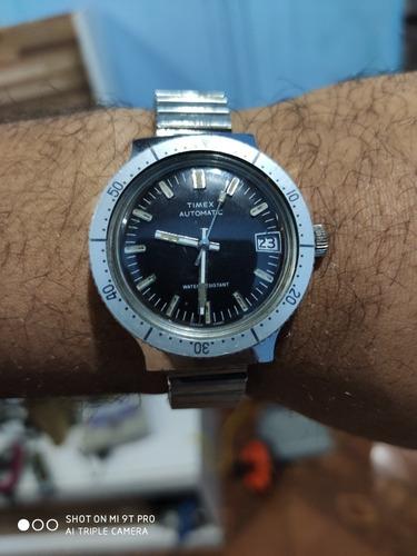 Relógio Timex Diver Automático