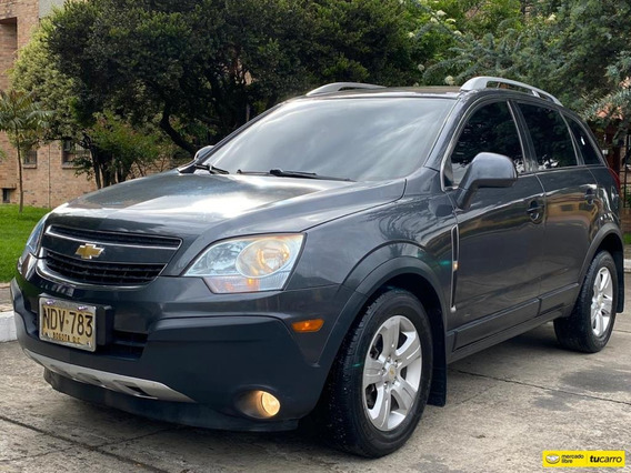 Chevrolet Captiva Mt 2400 4x2