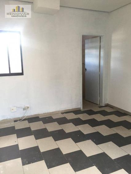 Sala Comercial Para Locação, Vila Partenio, Mogi Das Cruzes - . - Sa0071