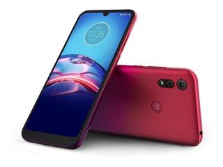 Smartphone Motorola Moto E6s 32gb Tela 6.1 Pol. Câmera 13mp