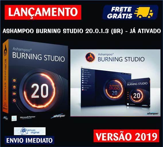 EM BURNING BAIXAR 2009 PORTUGUES ASHAMPOO STUDIO SERIAL