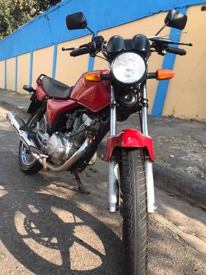 Honda Titan Esd Completa