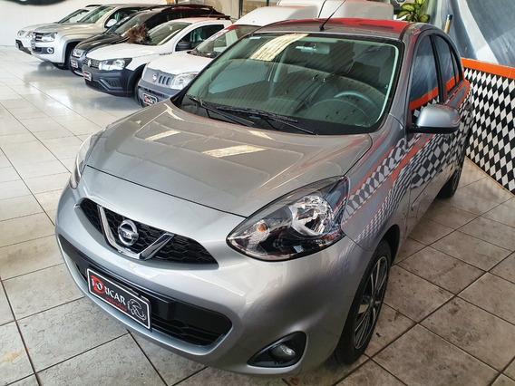 Nissan March - 2018/2019 1.6 Sl 16v Flexstart 4p Xtronic