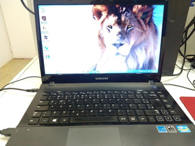 Notebook Samsung Np300e