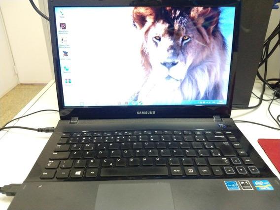 Notebook Samsung Np300e