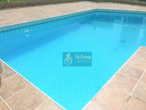 Imagem 1 de 30 de Apartamento Com 3 Dormitórios À Venda, 194 M² Por R$ 580.000,00 - Canto Do Forte - Praia Grande/sp - Ap0125