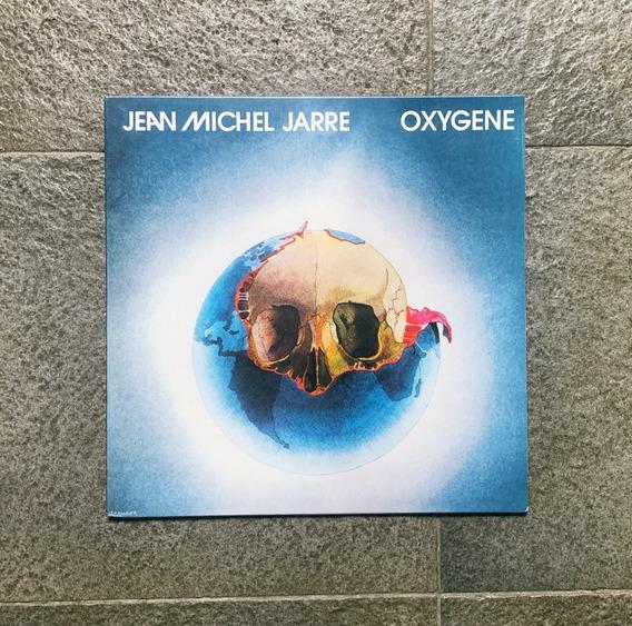 Jean Michel Jarre - Oxygène Vinilo