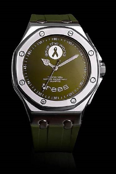 Reloj Tematico Save The World