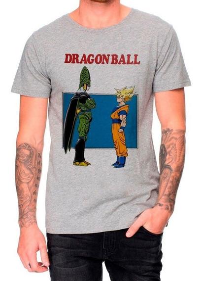 Remeras Dragon Ball Saga Cell Kame House Remeras
