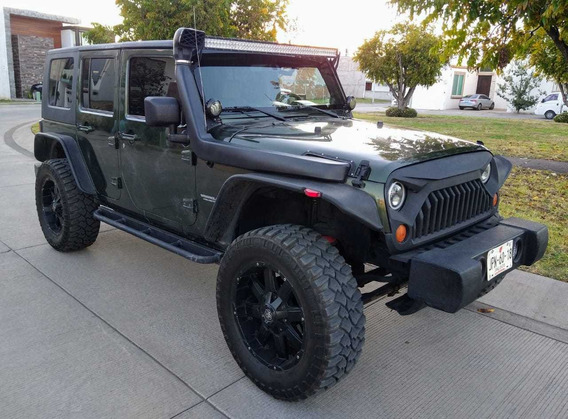 Jeep Wrangler X Unlimited 4x2 At 2007