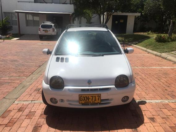 Twingo 2008 Dynamic Serie Fidji Blanco 1200 Cc