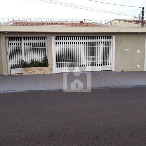 Imagem 1 de 19 de Casa Com 3 Dormitórios À Venda, 164 M² Por R$ 508.000,01 - Jardim Zara - Ribeirão Preto/sp - Ca1003