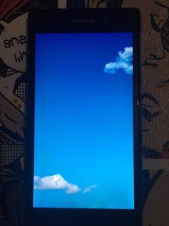 Celular Sony Xperia Z1 Modelo Black Chip Personal Modelo Z1