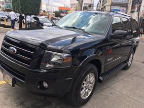 Ford Expedition 5p Limited Aut 4x2 5.4l Piel V8 2008