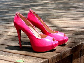 200e933f96 Scarpin Salto 15 - Scarpins para Feminino no Mercado Livre Brasil