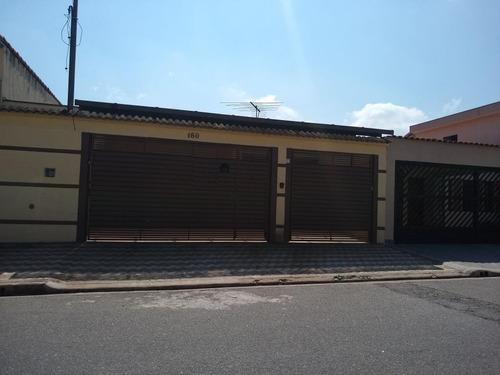 Casa Com 3 Dormitórios À Venda, 250 M² - Parque Espacial - São Bernardo Do Campo/sp - Ca10838