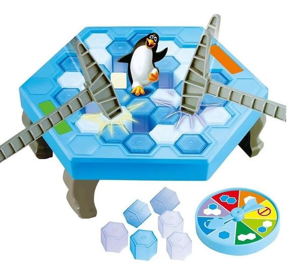 Jogo Infantil Pinguim Game Quebra Gelo