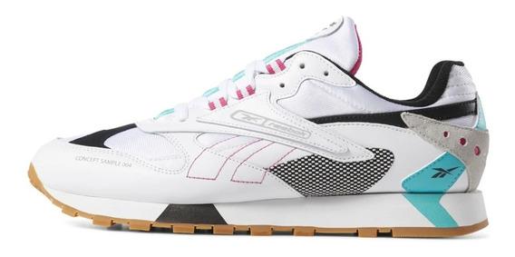 Tênis Reebok Classic Ati 90s White Luxury,imediato
