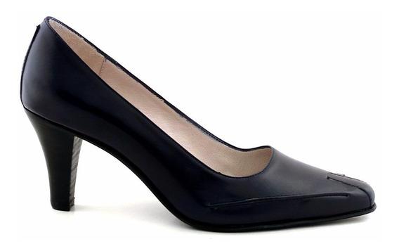 Zapato Mujer Cuero Premium Formal Briganti Promo Mccz02271