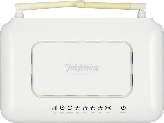Modem Router Wi-fi Fiberhome Hg110 4 Puertos Usb 3g