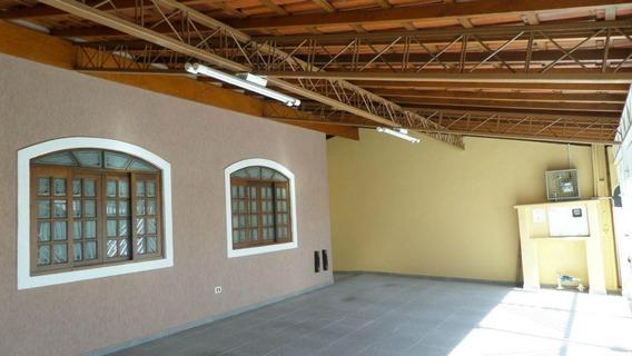 Casa À Venda, 132 M² Por R$ 530.000,00 - Jardim Satélite - São José Dos Campos/sp - Ca0202