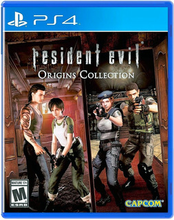 Resident Evil Origins Collection / Juego Físico / Ps4