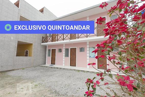 Studio No 1º Andar Mobiliado Com 1 Dormitório E 1 Garagem - Id: 892957357 - 257357