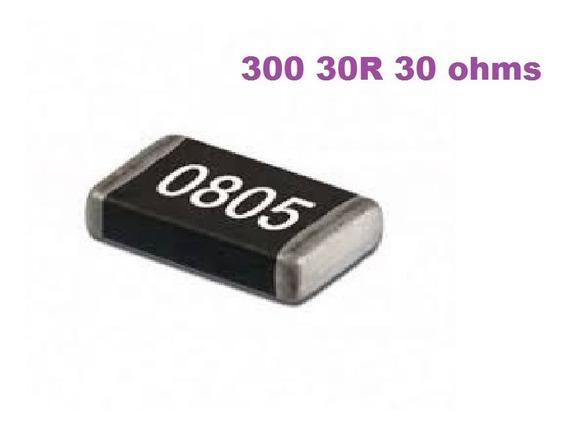 Resistor Smd 0805 682 6k8 5% 1/8w 10 Unidades