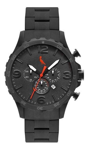 Relógio Reserva Masculino Premium Preto - Rejp25ad/4p